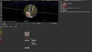 NUKE101 74  UV Project Node