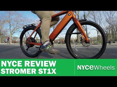 Stromer ST1x | Class 3 Speed Machine - Electric Bike Review