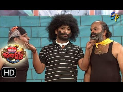 Adhire Abhinay Performance | Jabardsth | 20th July 2017| ETV  Telugu