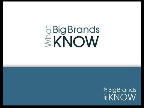 Big Brand, Small Budget: Marketing Secrets from Billion Dollar Brands
