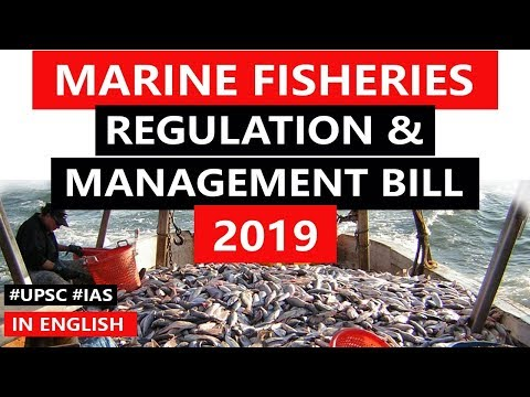 Marine Fisheries Regulation And Management Bill 2019, UNCLOS Classification Of Seabed Explained #IAS