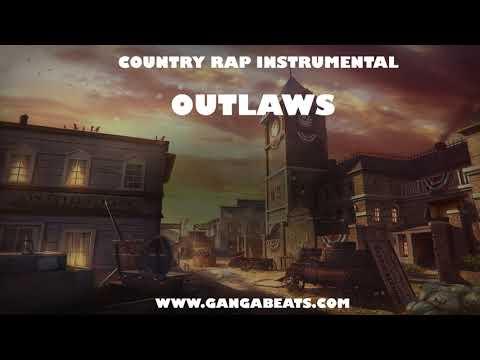 Country Hick-Hop Rap Instrumental