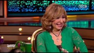 بالفيديو.. لميس الحديدي تكشف سبب زواجها بعمرو أديب