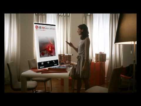 Vodafone Natal 2010 - Nokia 5228
