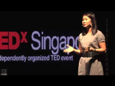 Biomimicry at the nano level : Low Hong Yee at TEDxSingaporeWomen