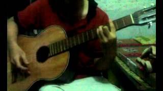 Căn gác trống - Hoàng Anh Nguyễn (Guitar cover)
