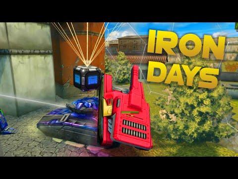 Tanki Online - Iron Days 2020 GoldBox Montage #1