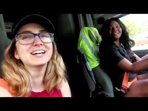 A Day In The Life Of A Woman Truck Driver | Eliante and Kayla👩❤️👩