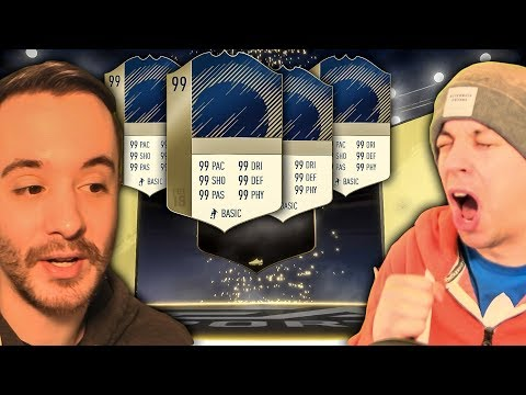 WE GOT FREE PRIME ICONS, WTF!!! - FIFA 19 ULTIMATE TEAM PACK OPENING thumbnail
