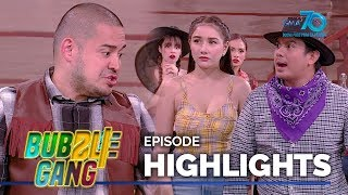 Bubble Gang: Cowboys of the wild West