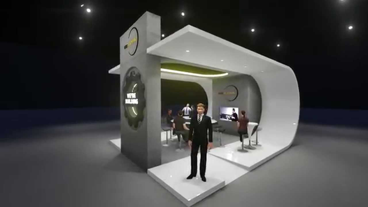 Exhibition Booth Animation : Trade show booths best ideas for