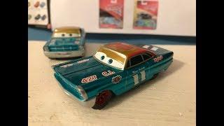 Disney Cars Metallic Mario Andretti Review