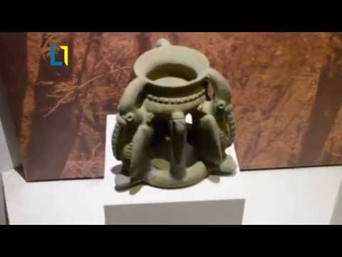 Amazing pre-Columbian art and history of indigenous cultures in Central América