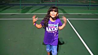 "Baby Kaely 7 year old kid rapper ""BULLY BULLY BULLY"""