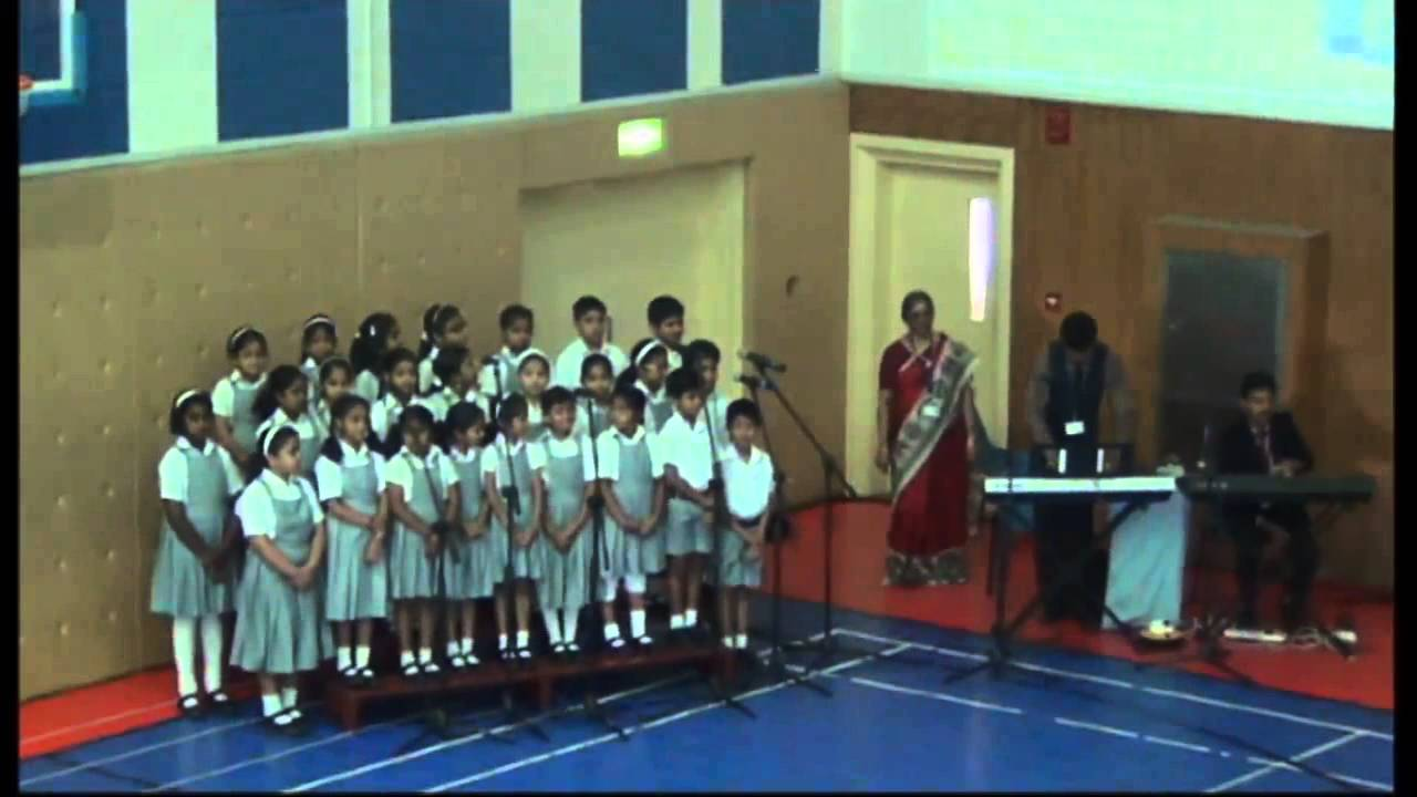 Primary Blossom Investiture - INDIAN SCHOOL MUSCAT - YouTube
