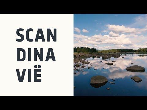 Scandinavia Drone Footage (4K)