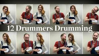 Twelve Drummers Drumming - The Twelve Crafts of Christmas