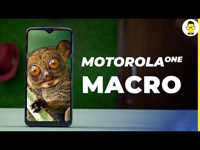Motorola One Macro review: very convincing | Benchmarks, Camera samples & more