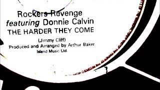 "Rockers Revenge  - The Harder they come 1983 (12"" Long Version)"
