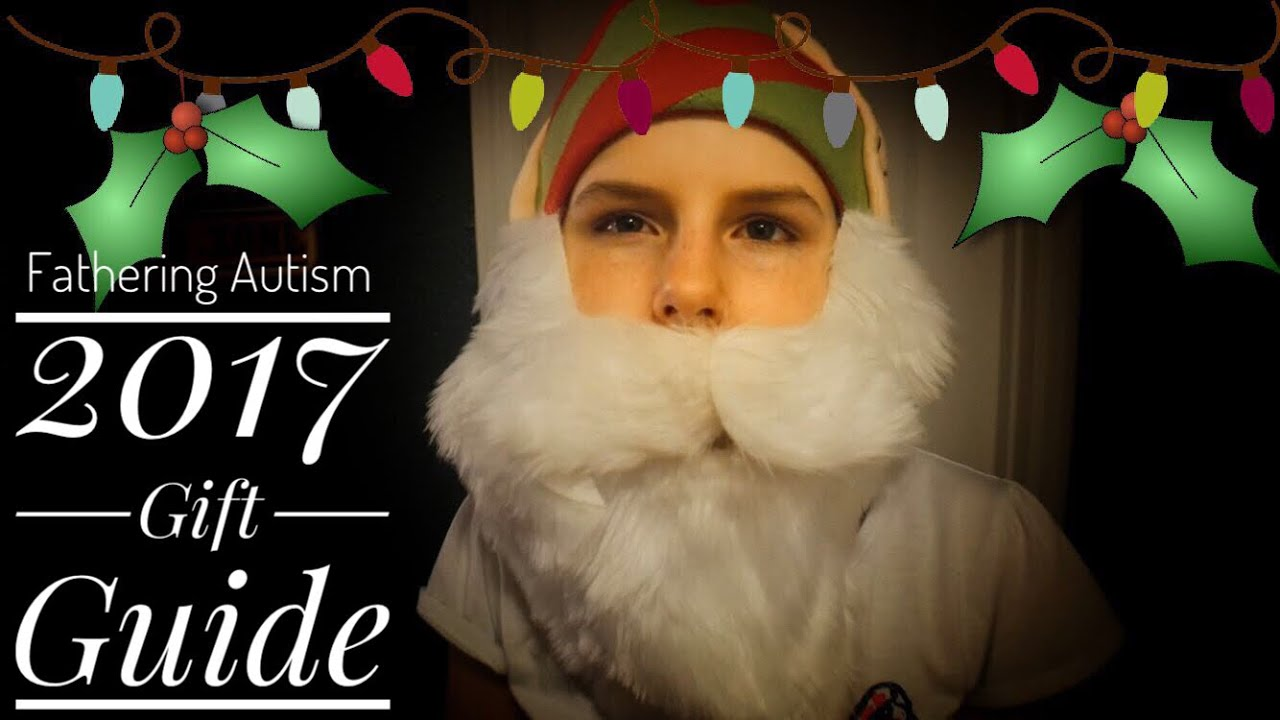 Giveaway & Gift Ideas For Autism | 2017 Gift Guide