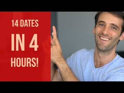 Tinder Hacks | How I Got 14 Dates In 4 Hours