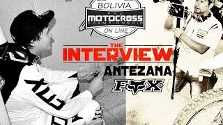 MARCO ANTEZANA   .189  (INTERVIEW)