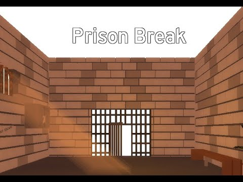 Roblox Escape Room Prison Break Walkthrough Youtube