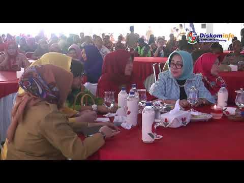 zainuddin-mars-buka-festival-kuliner-deliserdang