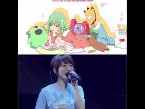 Hanazawa Kana - Renai Circulation Live Concert & Bakemonogatari Opening 4