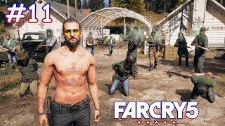 Far Cry 5 - Прохождение, ч. 11. Коллапс наступил... Ультра графика, геймплей, gameplay