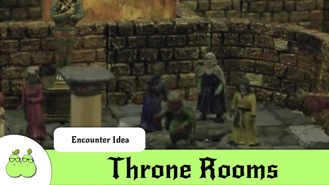 Ideas For Dungeon Rooms