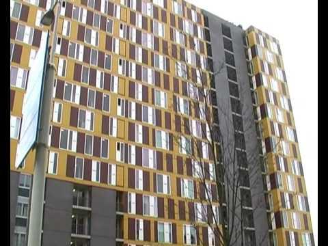 In the ghetto van Amsterdam Nieuw-West