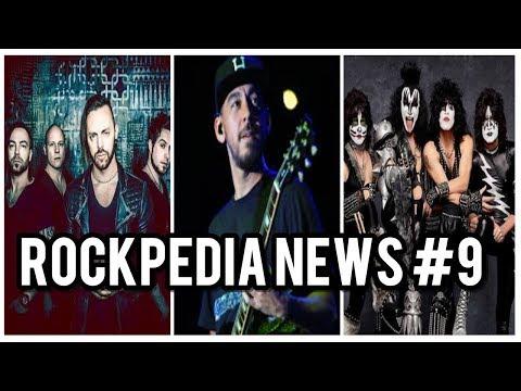 NOVA TURNÊ DO KISS? - ROCKPEDIA NEWS #9