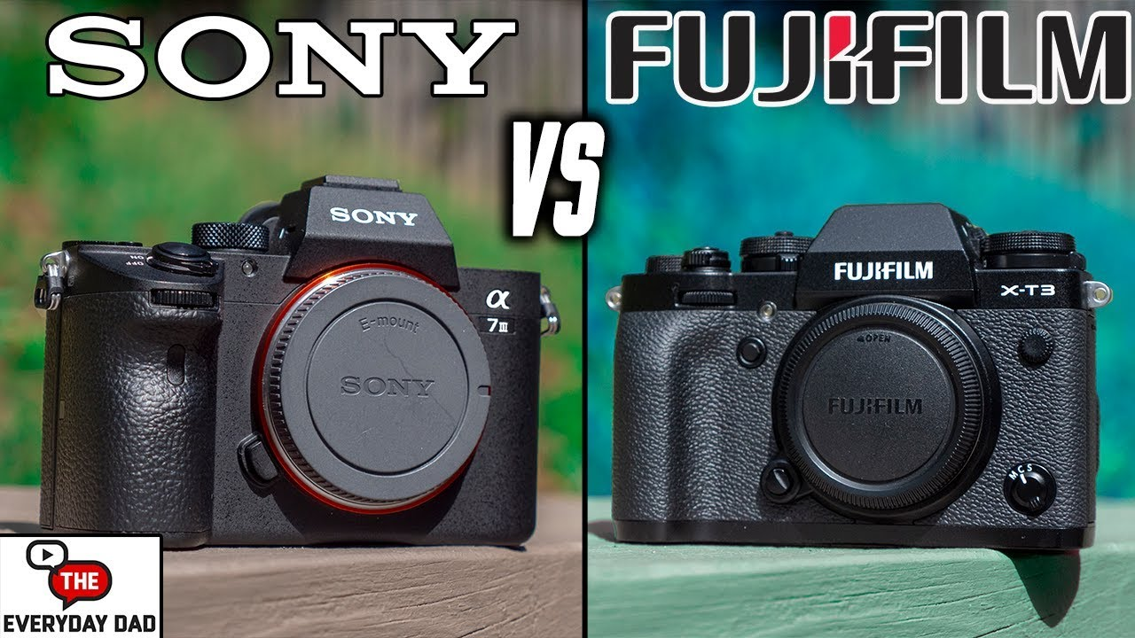 Sony A7III vs Fuji XT3 - Which One Should You Choose? | 4K