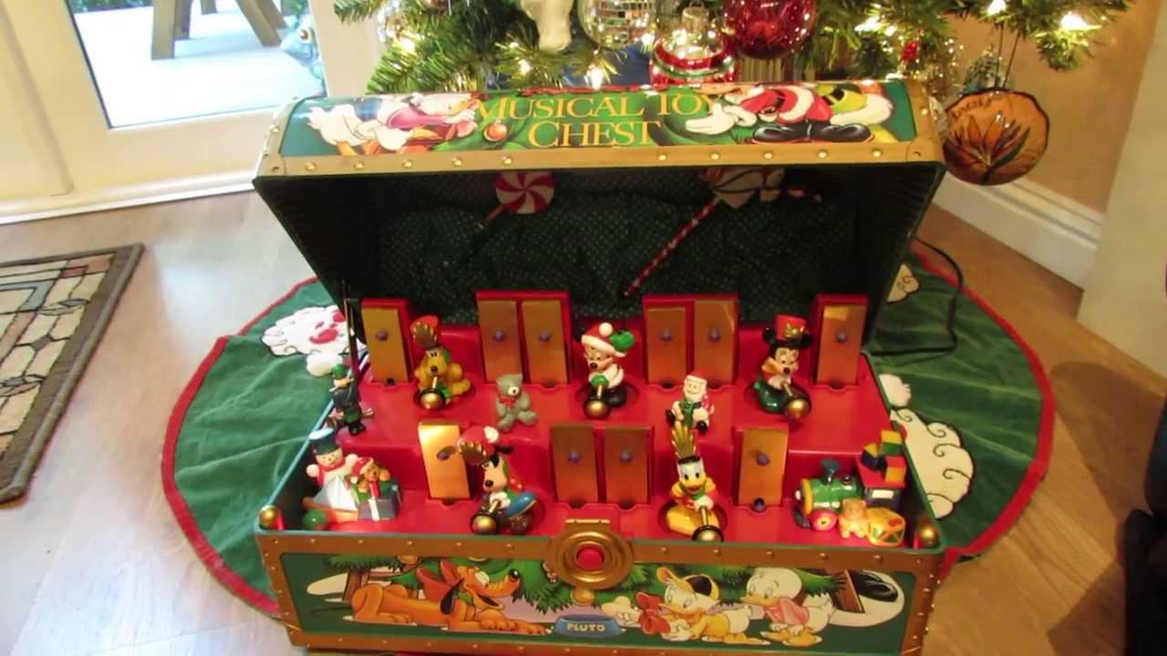 disney christmas music box 2 youtube - Disney Christmas Music