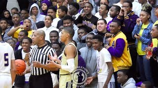 Holy Cross vs. St. Augustine - Top Catholic League Teams Face Off for First-Place