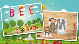 Learning Words For Kids - Baby Tv Shows - Learning Words Game For Kids