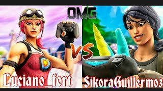 Luciano_fort VS Sikoraguillermo3 (PVP'S) Quien Ganara ?