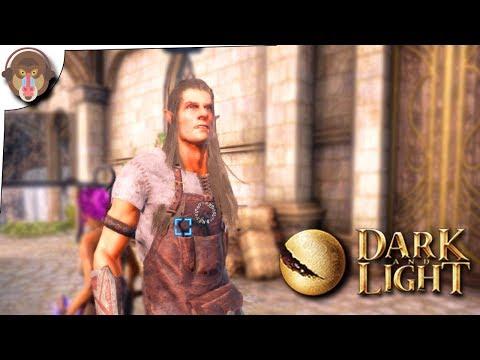 VENDOR TRADE - Dark and Light Gameplay #2