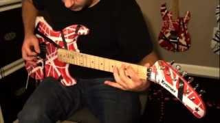 Ain't Talkin' 'Bout Love - Van Halen (cover w/ backing track)