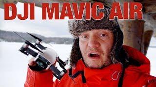 DJI Mavic Air : coup de coeur pour le drone de DJI !