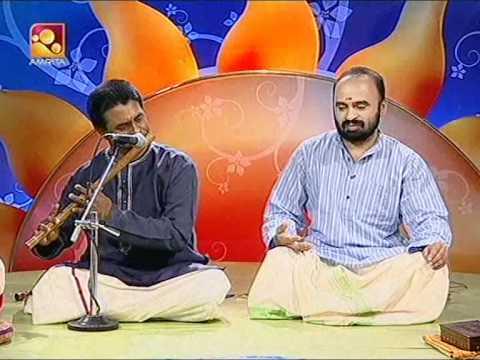 Flute Kalpathy Sooryanarayanan - Jagadodharana - kapi