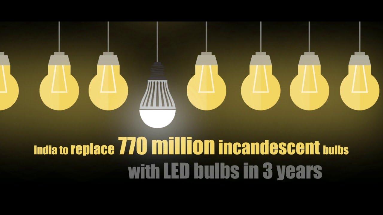 LED Bulb Campaign Of India