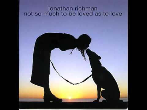 Jonathan Richman Cosi Veloce