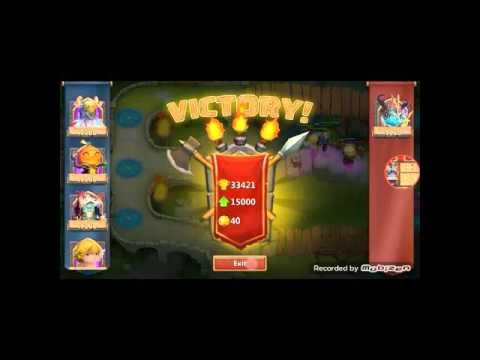 Castle Clash Torch Battle