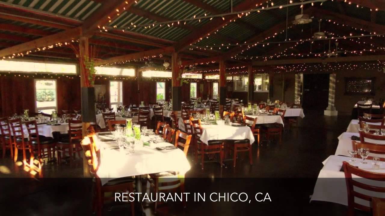 Restaurant Chico Ca Nashs Restaurant Youtube