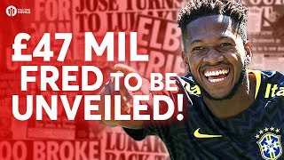 £47MIL FRED TO BE UNVEILED! Tomorrow