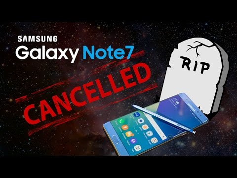 Samsung KILLS Galaxy Note 7 FOREVER - The Know