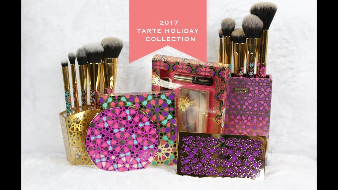 Tarte Released Its Amazing Holiday Collection