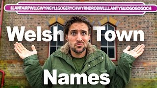 Americans Pronounce Welsh Town Names | INSANELY DIFFICULT | Longest in the World